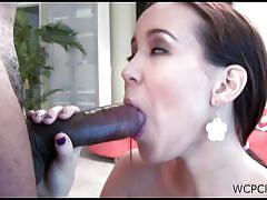 Fragile asian chick impaled by a bbc