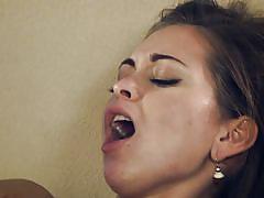 Brunette crazy for erik's cock