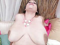Bbw pornstar angelina castro swallows a bbc