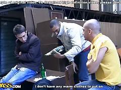 Gang banged by drunken guys