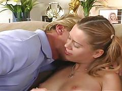 Young slut with busty body decides to makes extra cash