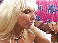 big cock, blowjob, huge boobs, pov, boobs grope, blonde granny, granny ghetto, fame digital, tia gunn