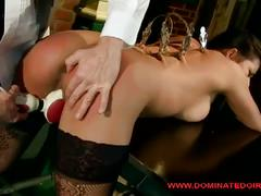 Bdsm sex methods help yoha to calm down