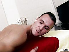Massaged stretched and sucked