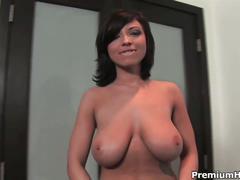 big tits, cumshot, handjob, pov, hd,