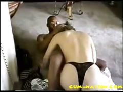Husband vids black friend fucking wife
