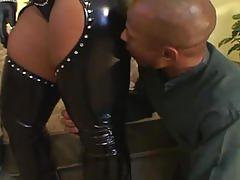 Anal divas in latex 3-awesome anal sex video