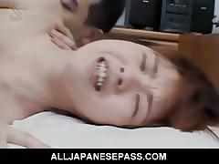 Gang fucking with japanese minami hayakawa