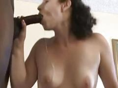 Young wife fuck two bbc and creampie
