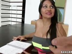 Colombian threesome, yenny contreras and cielo
