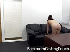 Girl next door ass fucked & creampie