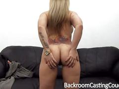 Big tit milf ass fucked on casting couch