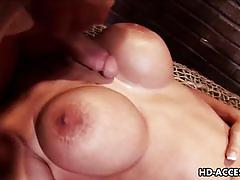 Busty trina michaels gets banged from both ends