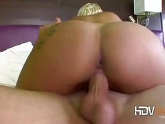 18 year old blonde passes the fucking test