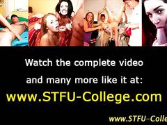 Amateur real college hoe gets fucked