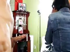 Teen lost bet, gets two black dicks