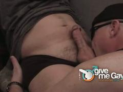 Big rod fat daddies in hot bj encounter