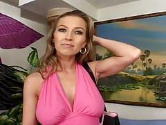 Miltf 16- nice looking milf first toyoing hesr pussy,then get fucked