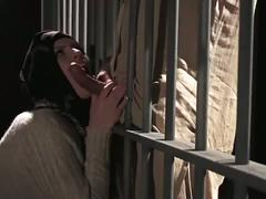 Tara lynn foxx suck cock from jail cell