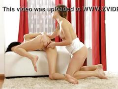 Nubile films - ass licking lesbians