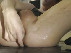 Young extreme anal fuck hole play