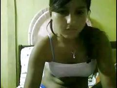 Novinha mexicana