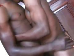 Black twinks afpha and kevin pumping