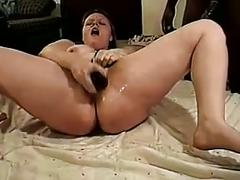 Busty redhead wife goes black 2