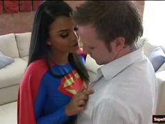 masturbation, domination, and, femdom, worship, strong, cosplay, lift, superheroine, supergirl, carry, armwrestling