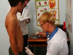 Awesome asian twinks fucking in clinic