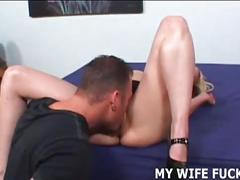 I know you get hard when you watch me get fucked