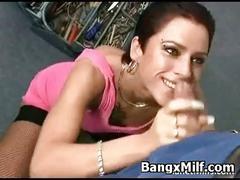 Kinky xxx with horny milf erotically