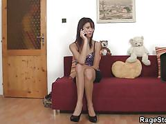 skinny, deepthroat, mouth fuck, caught cheating, brunette babe, rage story, zlata xxxx
