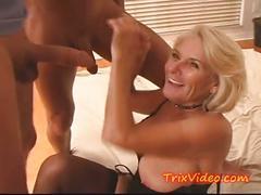 Grandma's filthy family orgy