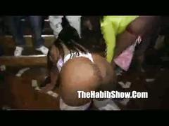 Black orgy party : chiraq bbw fests gone wild with bdeala killinois crew
