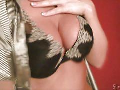 Silvia's sexy lingerie