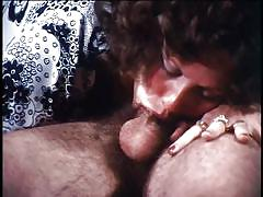 milf, retro, blowjob, fingering, brunette, frizzy hair, hairy cock, lust cinema, bill harrison, dolly sharp, linda lovelace, carol connors, harry reems, william love