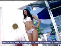 Desfile de lingerie colombia