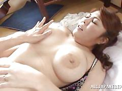milf, big tits, japanese, japanese blowjob, titjob, censored, pussy fingering, boobs grope, japanese matures, all japanese pass, tomori tokine