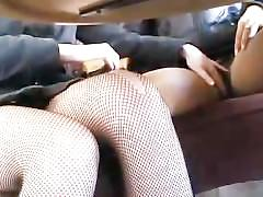 Czech girls - sex in public place