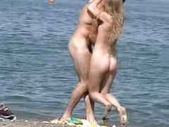 beach, voyeur, nudist