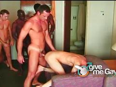 hunks, black men, big cocks, cumshots, amateurs, interracial, anal, hardcore, orgy,