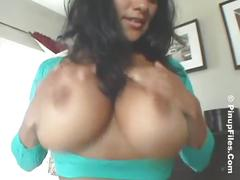 Maggie green - monica mendez 5 - huge breasted babes taking it off!