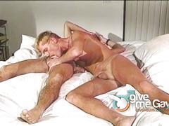 Supreme vintage style gay anal bashing