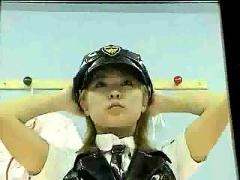 Tokyo motor show models spycam part 2
