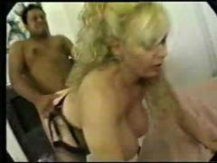 Granny  big boob anal mature