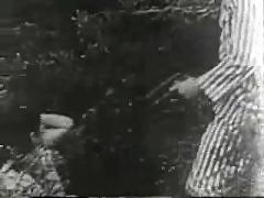 Vintage (ca. 1925) strafgefangene (convicts)