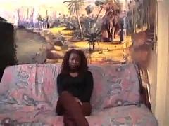 Jeune black premiere sodomie