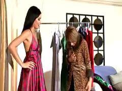 Lex belle and tristan hot lesbians