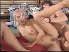 German gymnast orgy